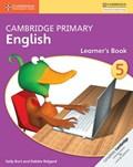 Cambridge Primary English Learner's Book Stage 5 | Burt, Sally ; Ridgard, Debbie |