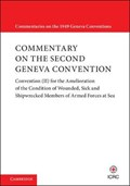 Commentary on the Second Geneva Convention   auteur onbekend  