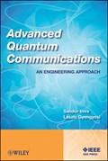 Advanced Quantum Communications | Imre, Sandor ; Gyongyosi, Laszlo |