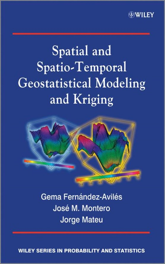 Spatial and Spatio-Temporal Geostatistical Modeling and Kriging