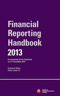 Financial Reporting Handbook 2013 + E-Text Registration Card | Icaa (institute of Chartered Accountants Australia) |