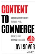 Content to Commerce | Avi Savar |