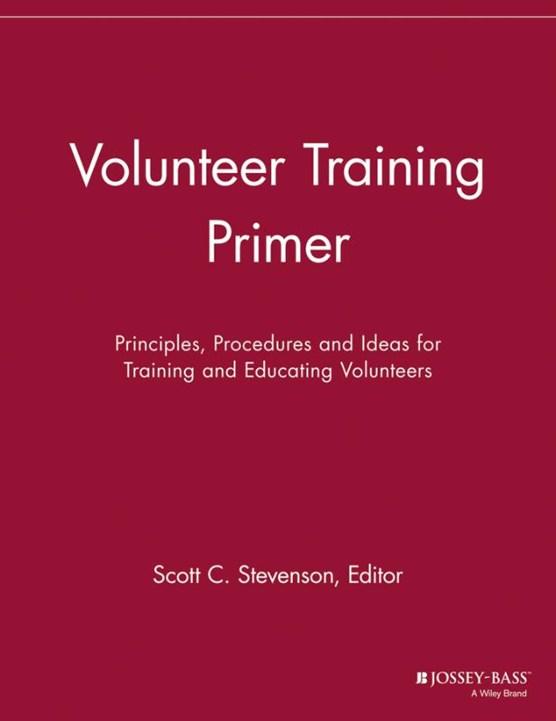 Volunteer Training Primer
