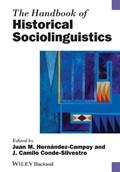 Hernández-Campoy, J: Handbook of Historical Socioling | Hern & Juan Manuel Aacute;ndez-Campoy |
