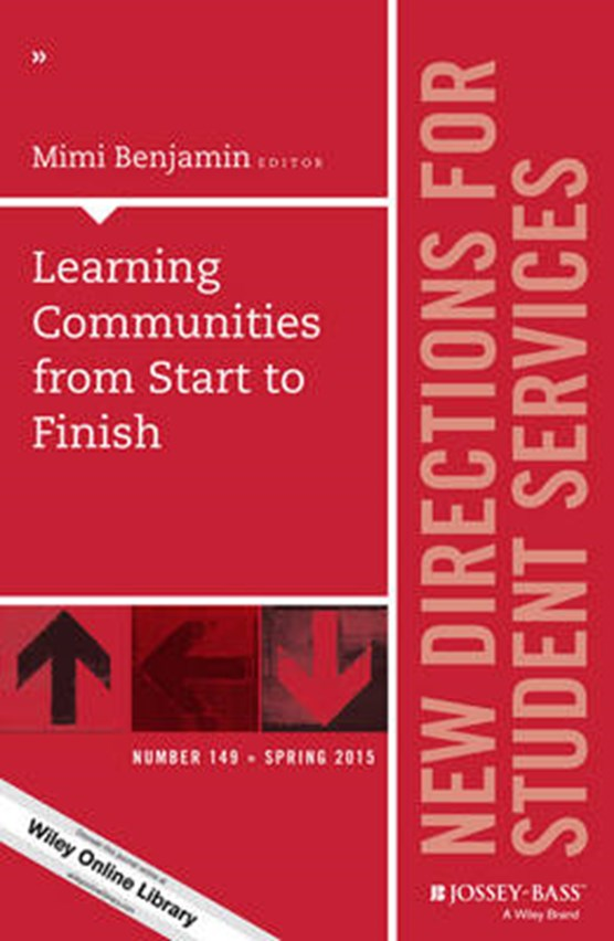 Learning Communities from Start to Finish