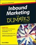 Inbound Marketing For Dummies   Scott Anderson Miller  