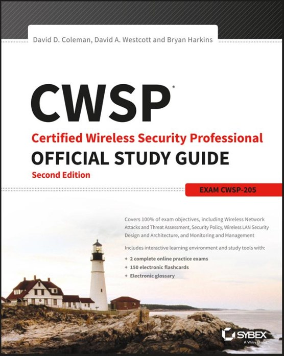 Coleman, D: CWSP Certified Wireless Security Professional St