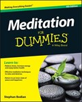 Meditation For Dummies   Stephan Bodian  