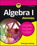 Algebra I For Dummies   Mary Jane Sterling  