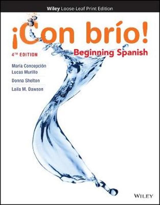¡Con brío! / With Determination!