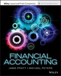 Financial Accounting in an Economic Context   Pratt, Jamie ; Peters, Michael F.  