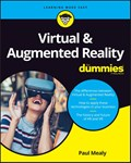 Virtual & Augmented Reality For Dummies   Paul Mealy  