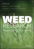 Weed Research   Hatcher, Paul E. ; Froud-Williams, Robert J.  