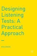 Designing Listening Tests   Rita Green  