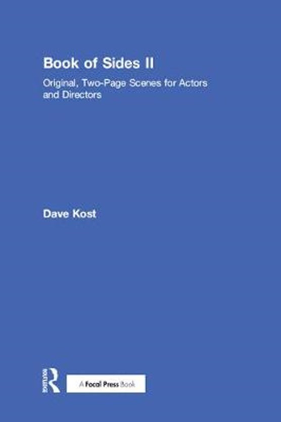 Book of Sides II: Original, Two-Page Scenes for Actors and Directors