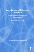 Foundations of Education Research | Egbert, Joy (washington State University, Usa) ; Sanden, Sherry (illinois State University, Usa) |