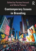 Contemporary Issues in Branding | Foroudi, Pantea (middlesex University London, Uk) ; Palazzo, Maria (university of Salerno, Italty) |