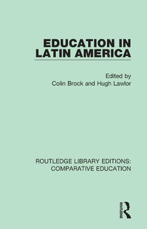 Education in Latin America