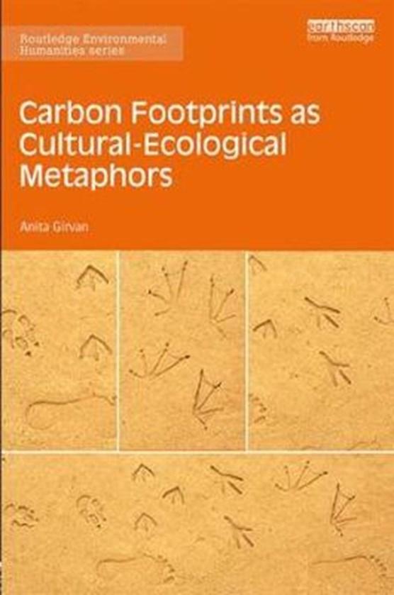 Carbon Footprints as Cultural-Ecological Metaphors