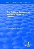 The Political Economy of Mexico's Financial Reform | Osvaldo Santin Quiroz |