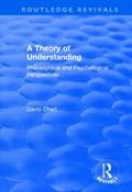 A Theory of Understanding   David Chart  