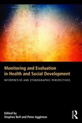 Monitoring and Evaluation in Health and Social Development   auteur onbekend  