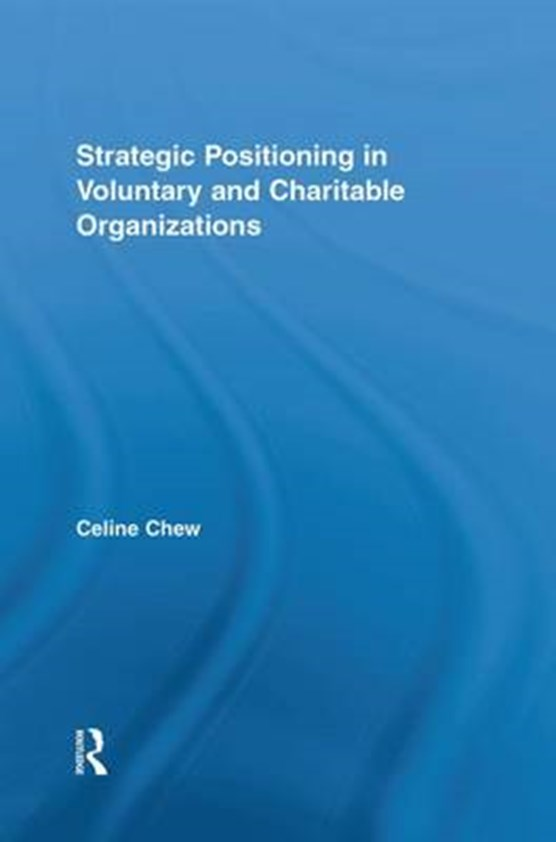Strategic Positioning in Voluntary and Charitable Organizations