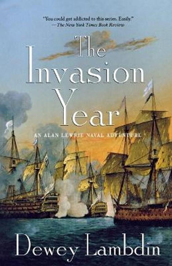 Invasion Year