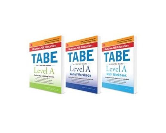 McGraw-Hill Education TABE Level A Savings Bundle