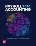 Payroll Accounting 2020   Landin, Jeanette ; Schirmer, Paulette  