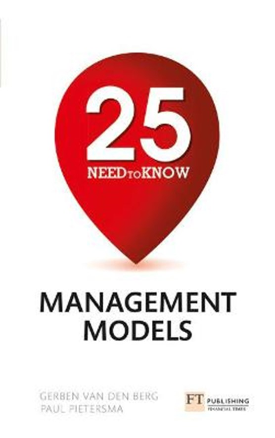 25 Need-To-Know Management Models
