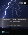Principles of Risk Management and Insurance, Global Edition   Rejda, George ; McNamara, Michael  