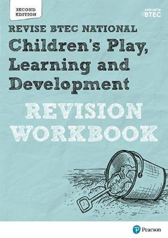 Pearson REVISE BTEC National Children's Play, Learning and Development Revision Workbook
