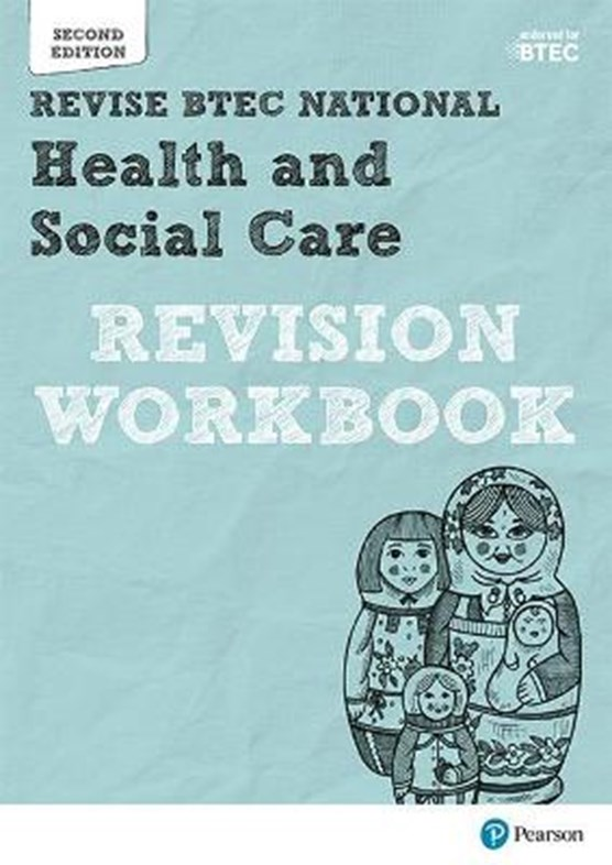 BTEC National Health and Social Care Revision Workbook