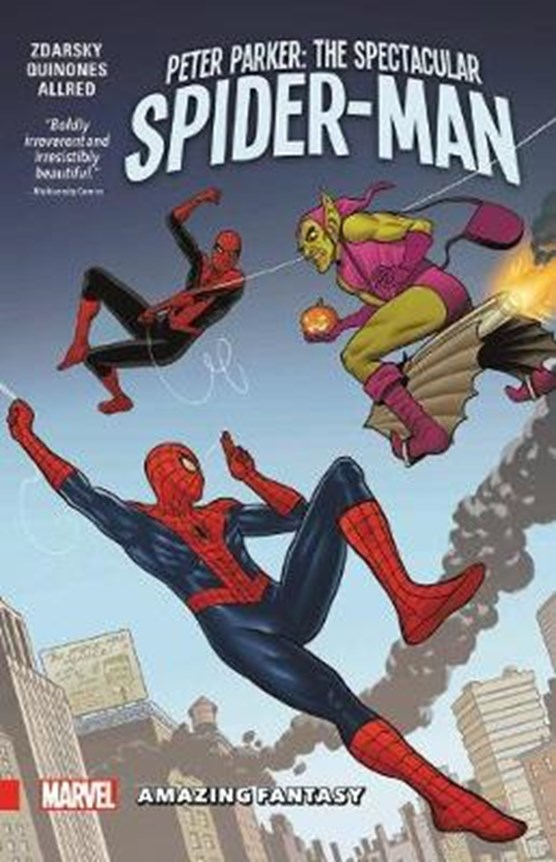 Peter parker: the spectacular spider-man (03): amazing fantasy