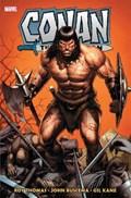 Conan The Barbarian: The Original Marvel Years Omnibus Vol. 2 | Roy Thomas |