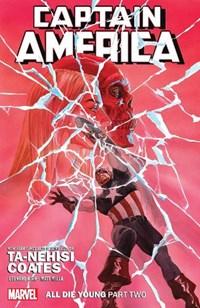 Captain America By Ta-nehisi Coates Vol. 5   Ta-Nehisi Coates  