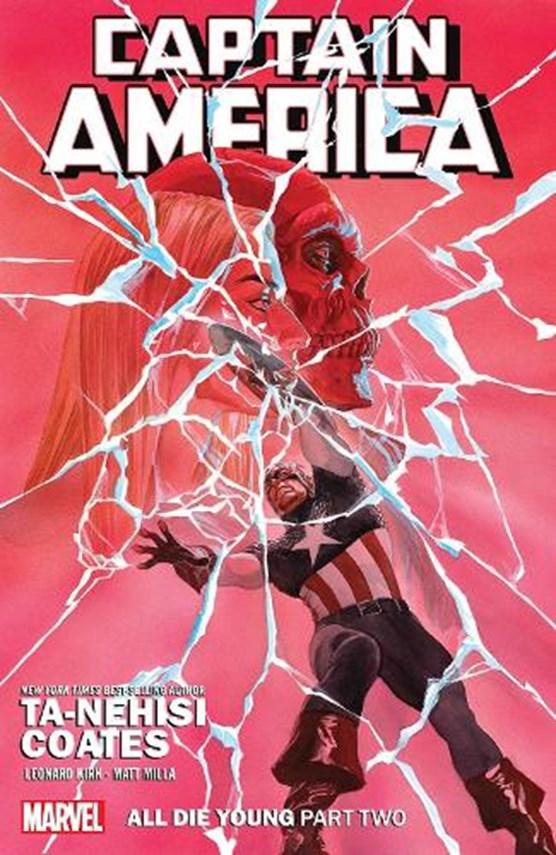 Captain America By Ta-nehisi Coates Vol. 5
