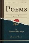 Burbidge, T: Poems   Thomas Burbidge  