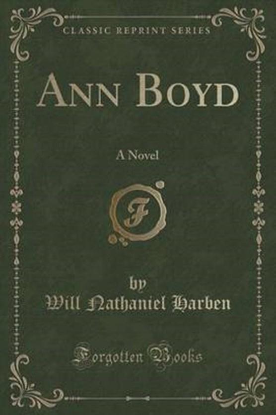 Harben, W: Ann Boyd