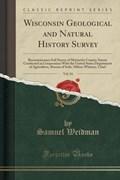 Weidman, S: Wisconsin Geological and Natural History Survey,   Samuel Weidman  