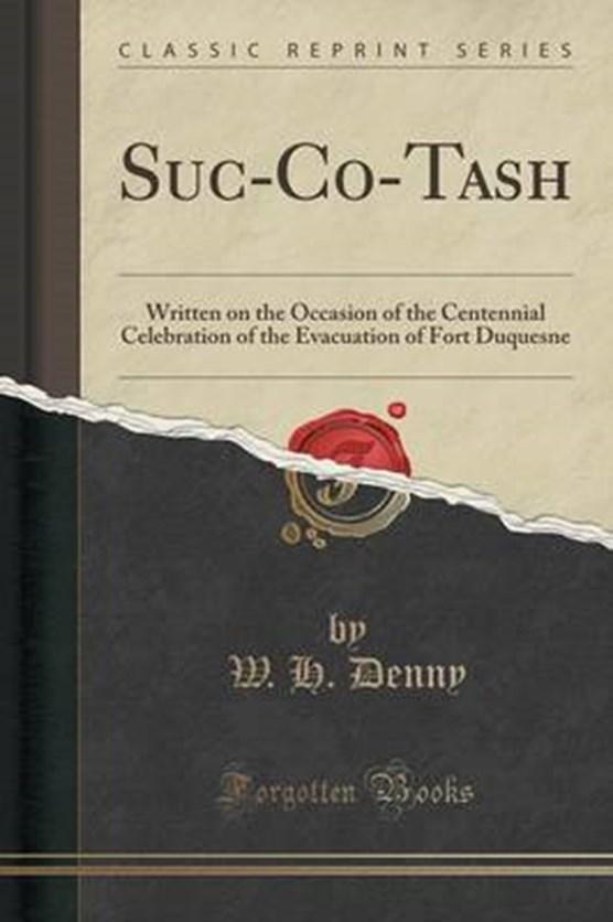 Denny, W: Suc-Co-Tash