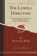 Floyd, B: Lowell Directory   Benjamin Floyd  