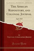 Society, A: African Repository, and Colonial Journal, Vol. 2 | American Colonization Society |