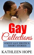 Gay Collections: 4 Sexy Gay Erotica Short Stories | Kathleen Hope |