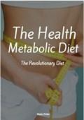 The Health Metabolic Diet   Mara Zinter  