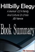 Hillbilly Elegy (Book Summary)   Pdf Summaries  