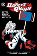 Harley quinn (06): black, white and red all over | Palmiotti, Jimmy ; Conner, Amanda |