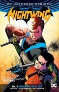 Nightwing Vol. 3: Nightwing Must Die (Rebirth)   Tim Seeley  