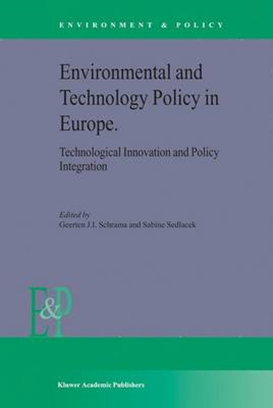 Environmental and Technology Policy in Europe